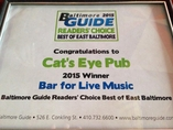 Baltimore Guide 2015 Best for Live Music