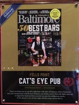 Baltimore Magazine Best Bars