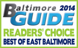 Baltimore Guide 2014 Readers Choice
